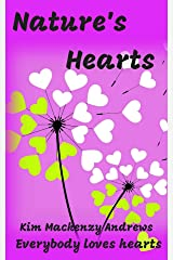 Nature's Hearts: Let's look for heart shapes:- activity book. (Nature's Hearts Series Book 1) Kindle Edition