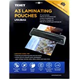 Texet A3 Laminating Pouches - Pack Of 25 | 150 Micron (2 X 75 Micron)