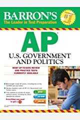 Barron's AP U.S. Government and Politics With CD-ROM, 9th Edition (Barron's AP United States Government & Politics (W/CD)) Paperback
