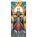 "KETRIA TRIOME SHOWCASE ART OFFICIAL ULTRA PRO WALL SCROLL 16 x 37.4/"" MTG IKORIA"
