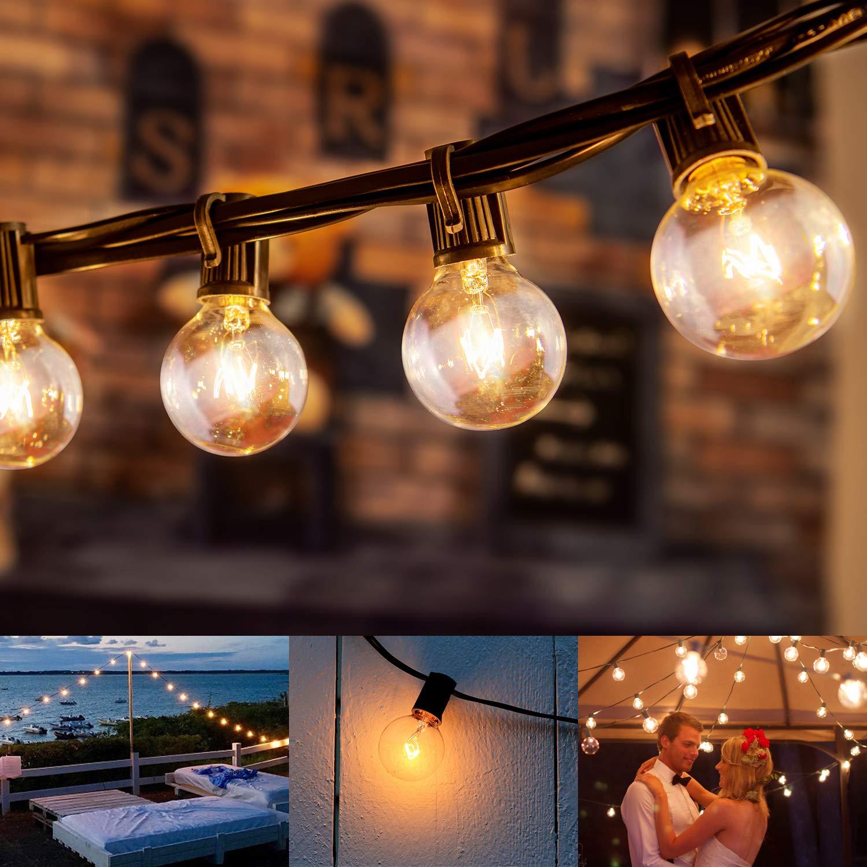 guirlande lumineuse pour une atmosph re chaleureuse avec. Black Bedroom Furniture Sets. Home Design Ideas