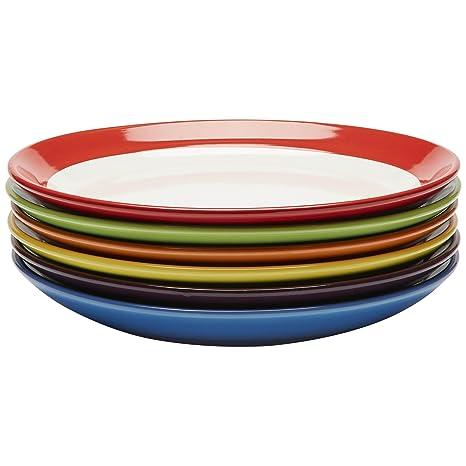 Piatti da Pasto Premium in Ceramica, Servizio di Piatti,Grandi ...