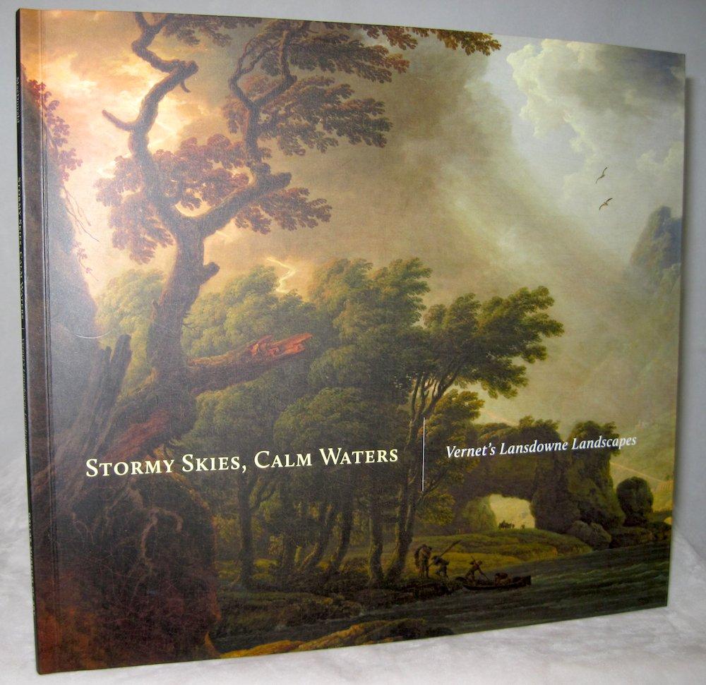 Download Stormy Skies, Calm Waters: Vernet's Lansdowne Landscapes pdf