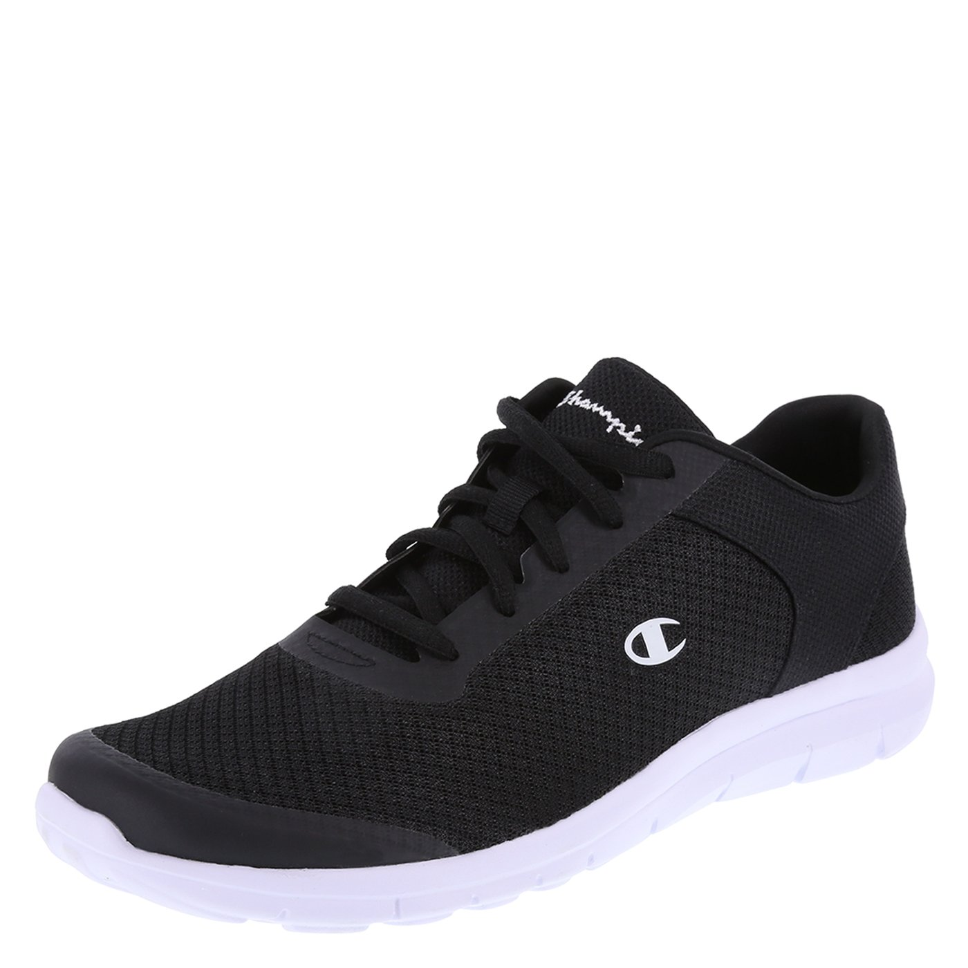 Champion Black White Men's Performance Gusto Cross Trainer 11.5 Regular by Champion