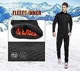 Santic Mens Cycling Pants Fleece Thermal