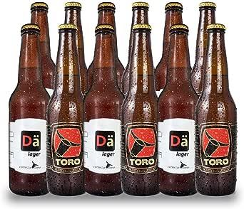 Cerveza Artesanal Toro Claras Cervexxa Beerpack 12