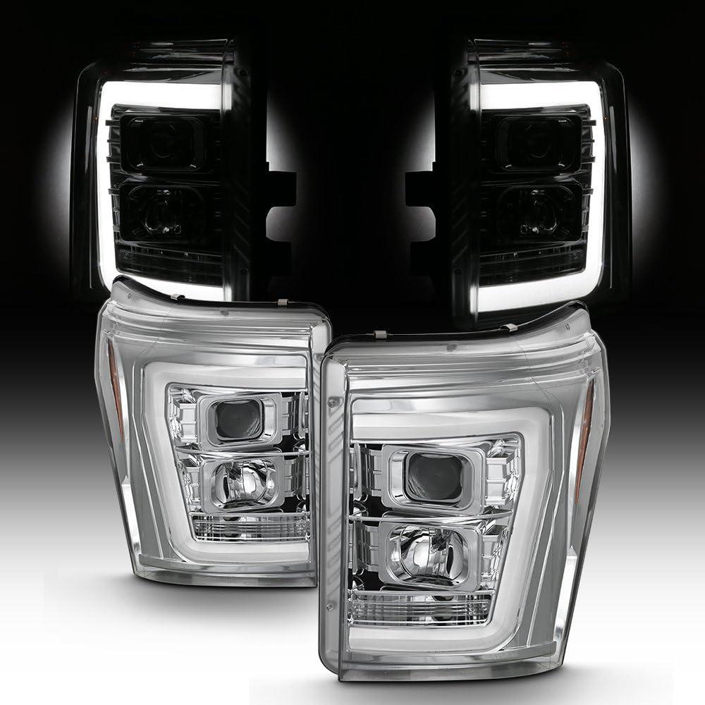 2011-2016 Ford F250 F350 F450 F550 SuperDuty Headlight Headlamp Left Driver Side
