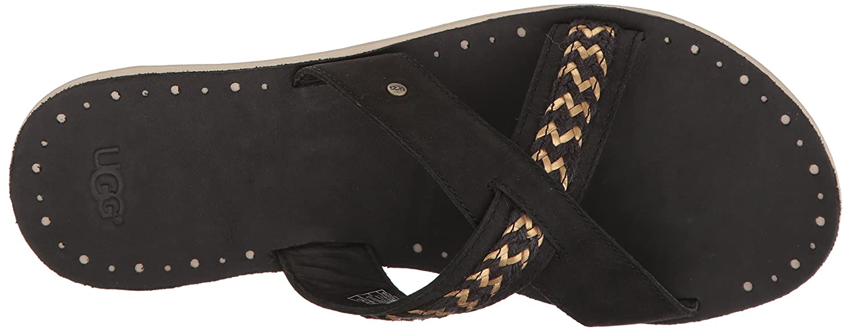 f33e3f3a4c6 UGG Women's Lexia Flat Sandal