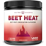 Beet Root Powder Circulation Superfood - Endurance, Energy & Recovery - Nitric Oxide Booster Supplement with Beetroot…