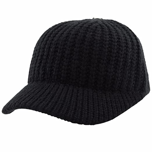 Samtree Women s Beanie Hat with Visor e1b296b29