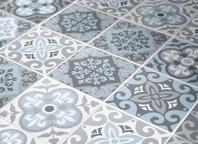 Adesivi per piastrelle confezioni con 32 piastrelle 10 x 10 cm