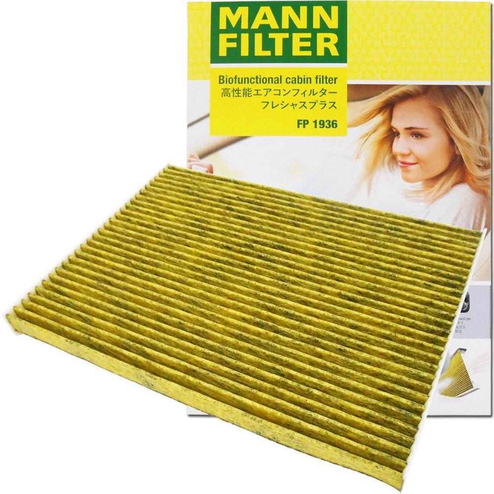 Mann Filter FP 1936 Calefacci/ón