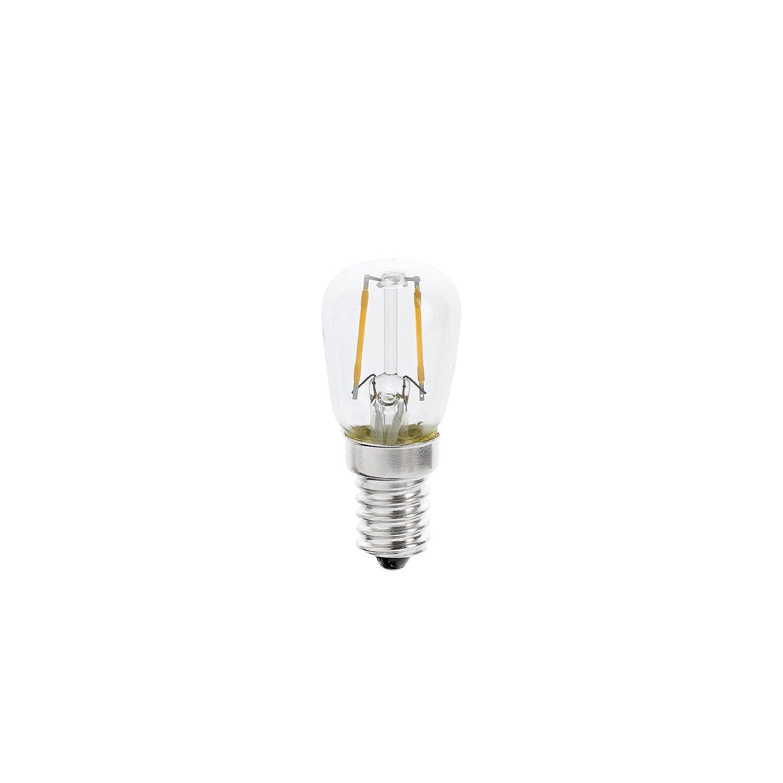 Faro Barcelona 17446 - Bombilla (bombilla incluida) T26 FILAMENTO E14 LED 1W 2700K: Amazon.es: Iluminación