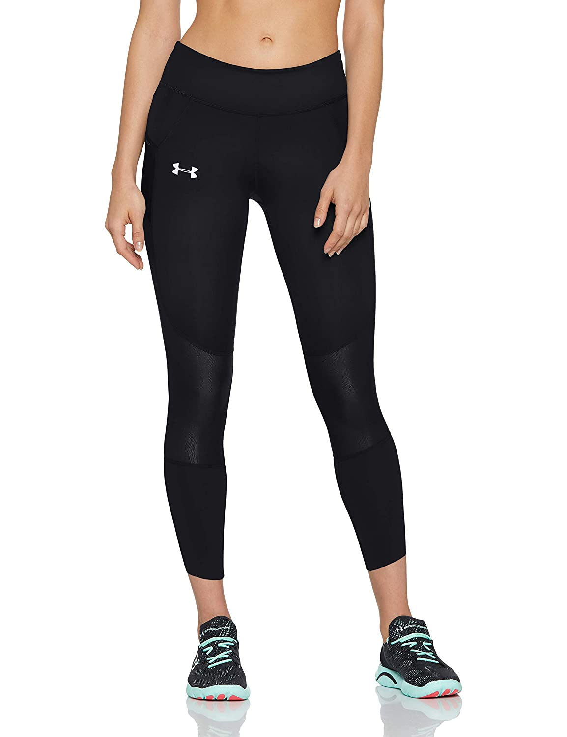 new collection fast delivery new design Under Armour Speedpocket Run Crop Women's Capri