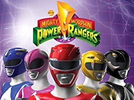 Mighty Morphin Power Rangers Specials Season 1