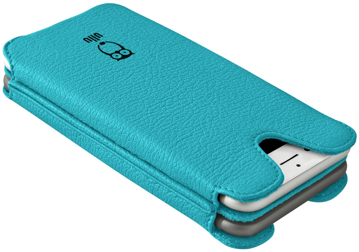 ullu Sleeve for iPhone 8 Plus/ 7 Plus - Turqish Delight Blue UDUO7PPL02 by ullu (Image #3)