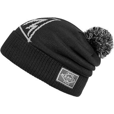 4e0552b3c78 Marmot Men s Marshall Hat Black One Size at Amazon Men s Clothing store
