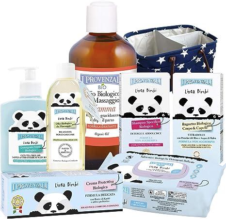 Bebé Regalo Set de Cosmética BIO Pack de siete productos BIO: Amazon.es: Bebé
