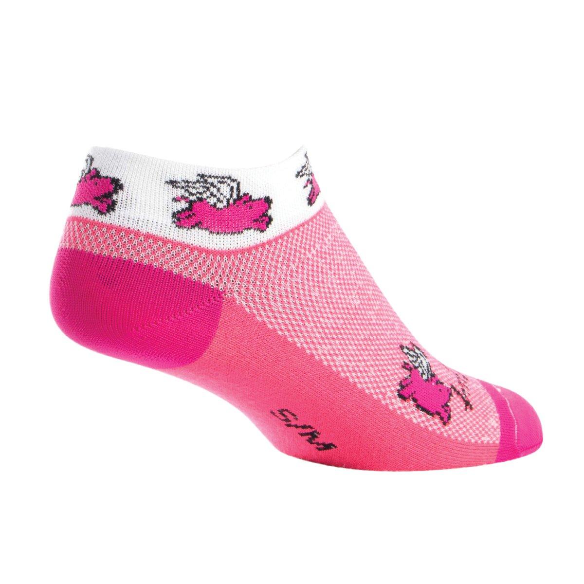 Sockguy Women's Low Cut Socks Small/Medium SGLCFLY