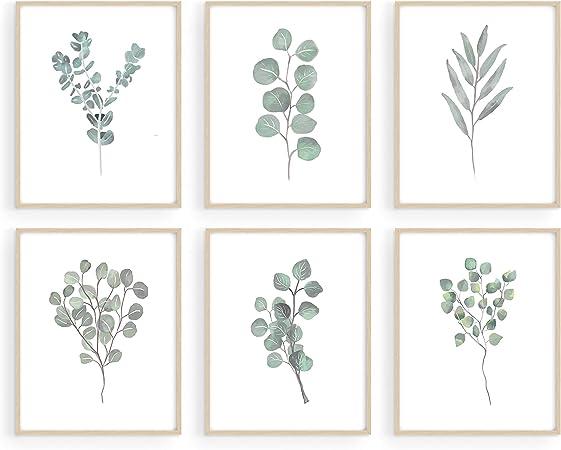 Botanical Art Prints Eucalyptus Print Botanical Art Print Botanical Wall Art Eucalyptus Wall Art Botanical Print Eucalyptus Leaves