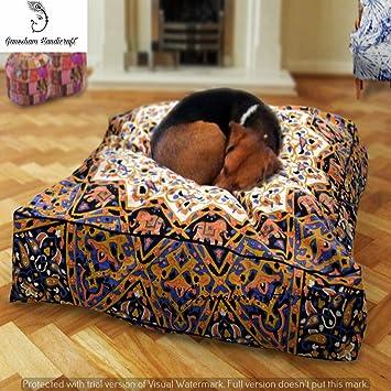 Indian Hippie tapiz boho gypsy decoración del hogar Diseñador decorativa Funda de almohada, tapiz bohemio
