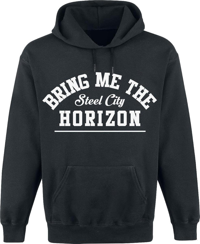 Bring Me The Horizon Steel City Hooded sweatshirt black