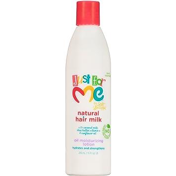 Amazon Com Just For Me Hair Milk Childrens Oil Moisturizing Lotion