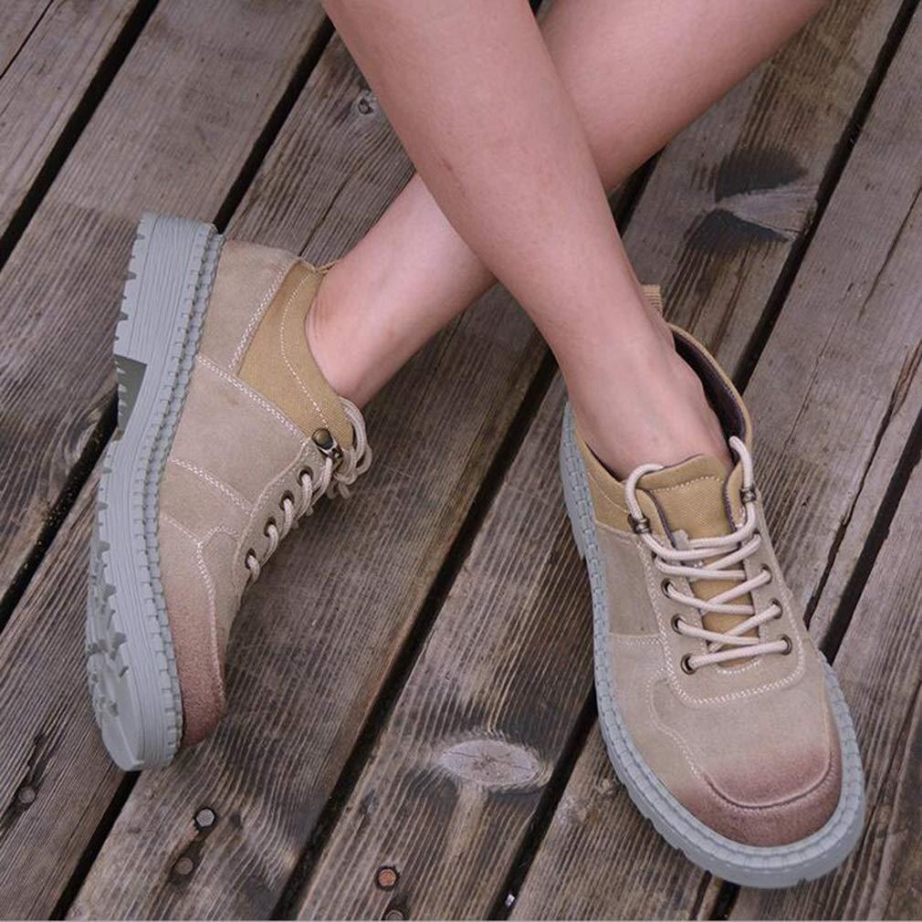 Hy Herrenwerkzeugstiefel, Lederkombi-Stiefel aus Leder im Frühjahr Herbst, Reiseschuhe (Farbe Formelle Schuhe (Farbe Reiseschuhe   EIN, Größe   41) 4e591b
