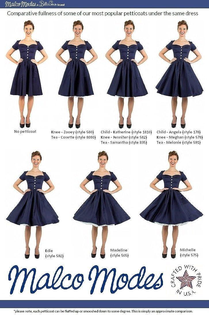 591 Malco Modes Square Dance Petticoat Melonie