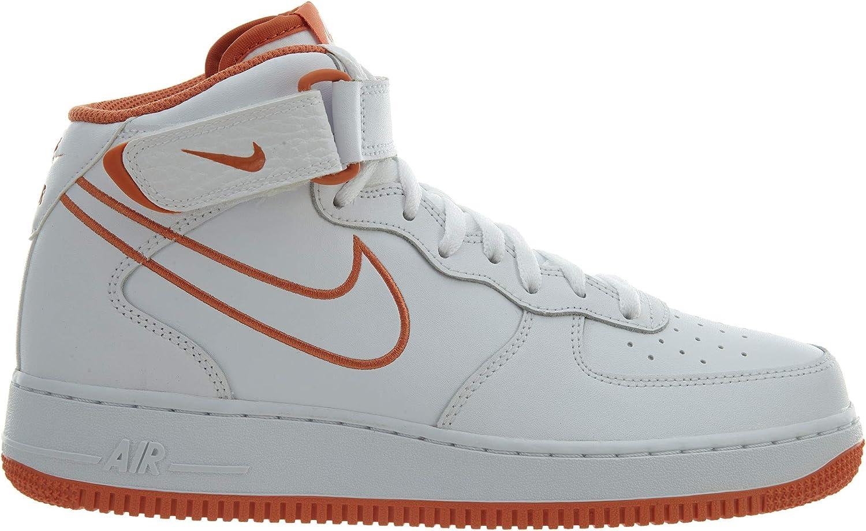 Terra Orange Leather Casual Shoes 9.5