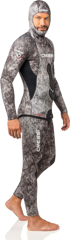 Cressi Apnea Men Complete Wetsuit 7mm Traje Profesional de ...