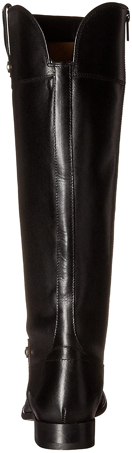 FRYE Women's Melissa Tab Tall Riding Boot B019RQWR12 9.5 B(M) US|Black Extended