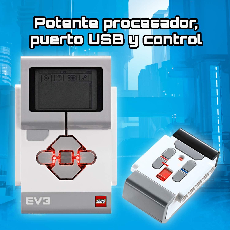LEGO Mindstorms - EV3, Set de Robots de Juguete 5 en 1 ...