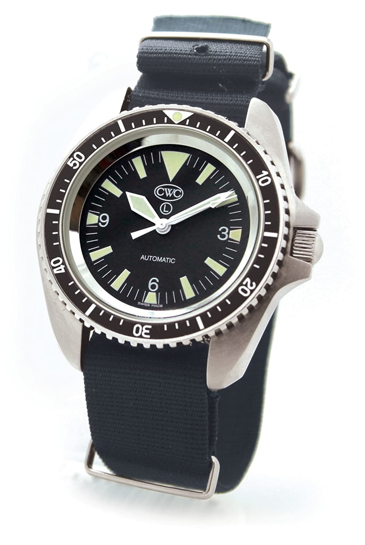 CWC Herren-Armbanduhr Analog Automatik 35620