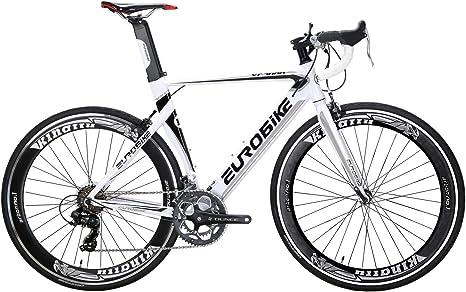 Bicicleta de carreteras Eurobike, modelo XC7000 con marco de ...