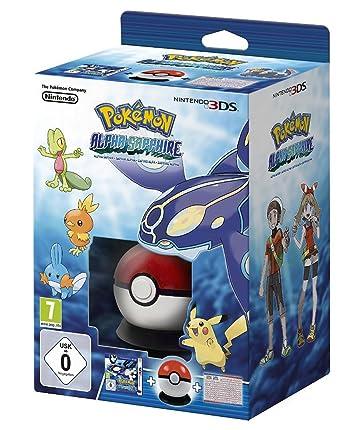 Pokémon Alpha Saphir Inkl Pokéball Cardcase Pokédex Poster