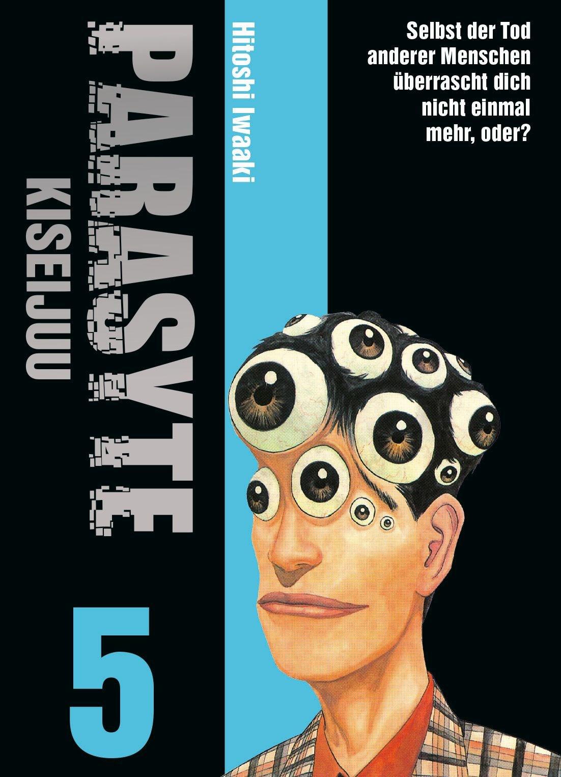 Parasyte - Kiseijuu: Bd. 5
