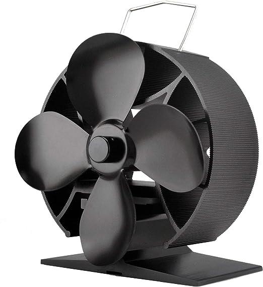Fluesystems Orbit 4 Mini Ventilador de Estufa a Calor – Nuevo para ...