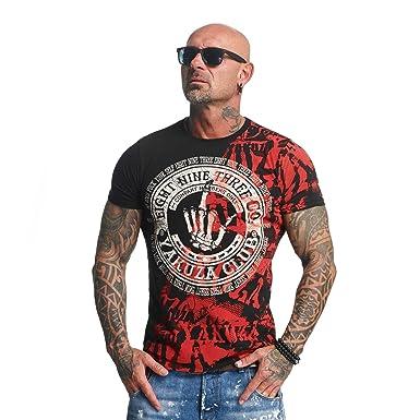 Yakuza Original Yakuza Club T-Shirt , Schwarz - S