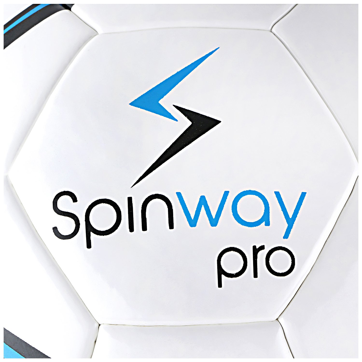 Spinway Football Pro Sw-500 for Professional Play,Water Resistant | (Blue) by Spinway (Image #5)