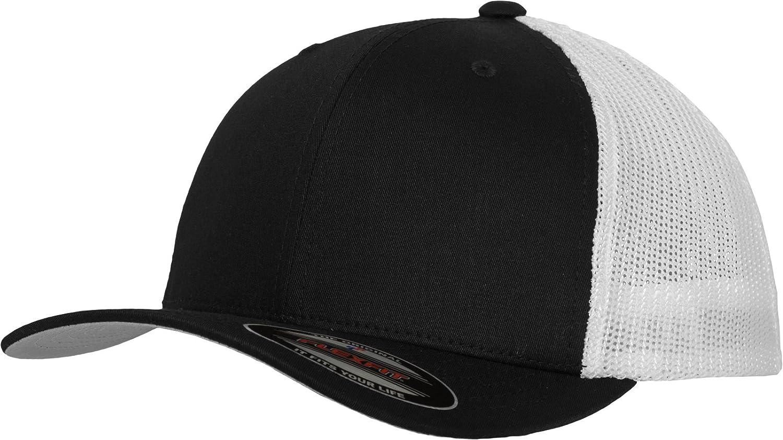 Flexfit Mesh Trucker Cap Kappe Mütze Meshcap Basecap Baseball S M L XL Neu 6511T