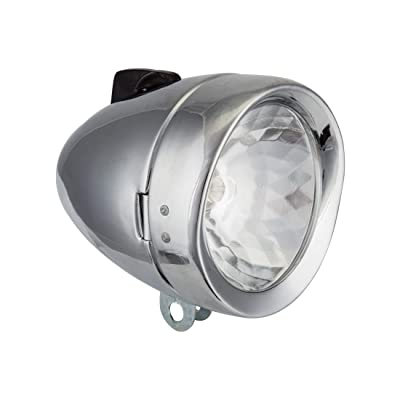Sunlite Low Rider Bullet Front Light : Bike Headlights : Sports & Outdoors