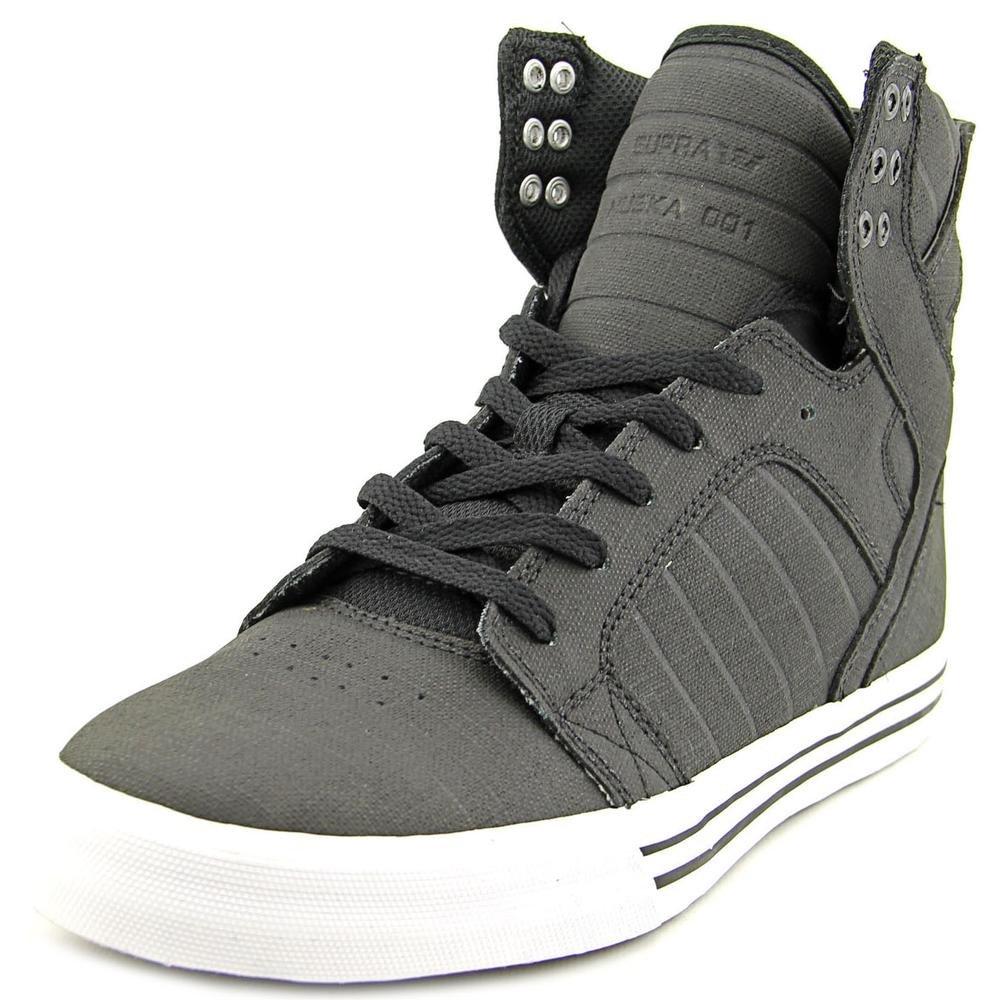 Supra Men's Skytop Fashion Sneaker B00B297ORK 9 D(M) US|Black