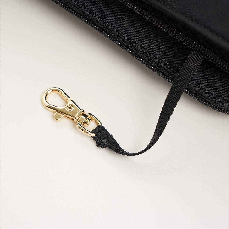 Hedgren HCHM04L Appeal Large Handbag 14 14 Laptop Hand /& Luggage Straps Black HCHM04L//003-01