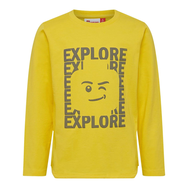 Lego Wear Lego Boy Lwtiger C Longsleeve T-Shirt