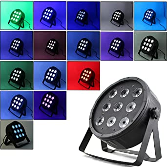 MOMOJA Proyector de luz discoteca lámpara de escenario para la ...