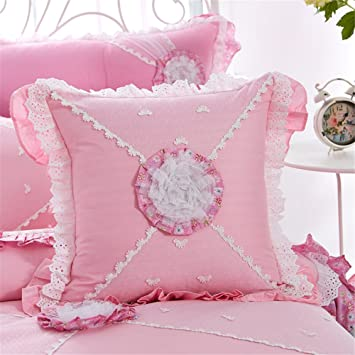 Amazon Cute Decorative Korean Throw Pillows Lotus Karen Beauteous Cute Decorative Pillows For Cheap