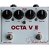 3 Leaf Audio Octabvre MKII Dual Mode Octaver Pedal