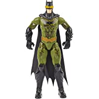 Batman 12-inch Action Figure (Camo Suit), for Kids Aged 3 and up