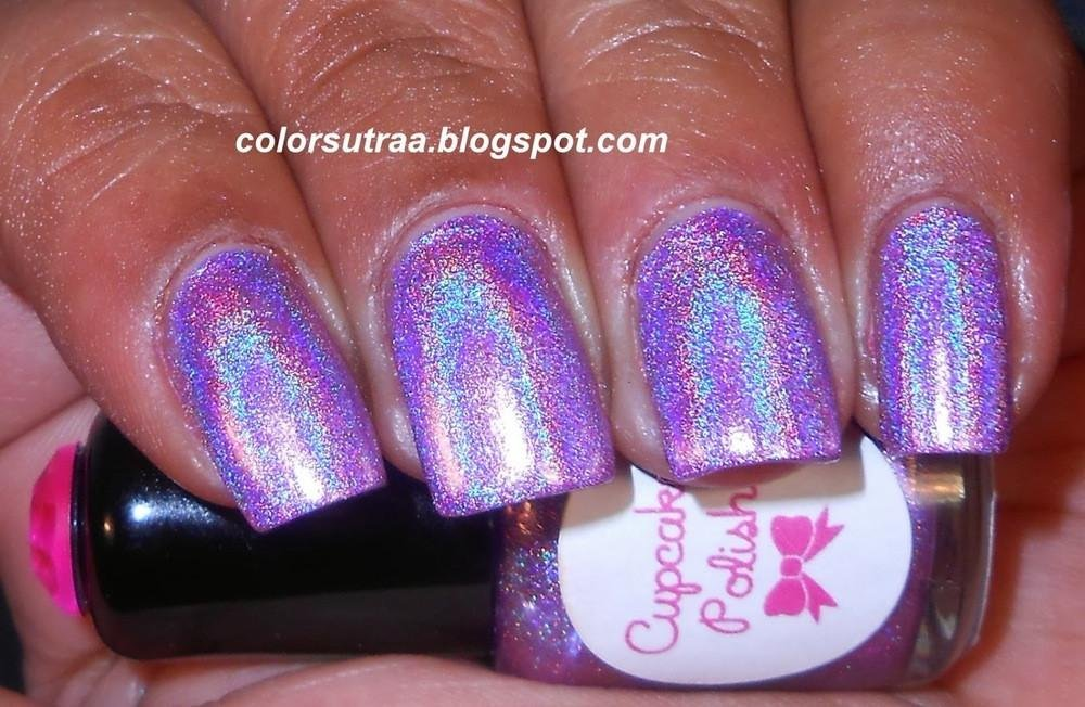 Chicago - holographic nail polish by Cupcake Polish